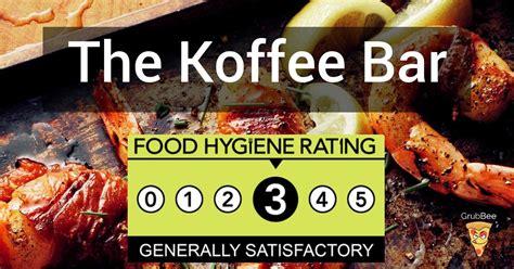koffee bar  isle  wight food hygiene rating