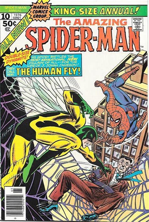 the amazing spider marvel spider golden book the amazing spider comic book king size annual 10
