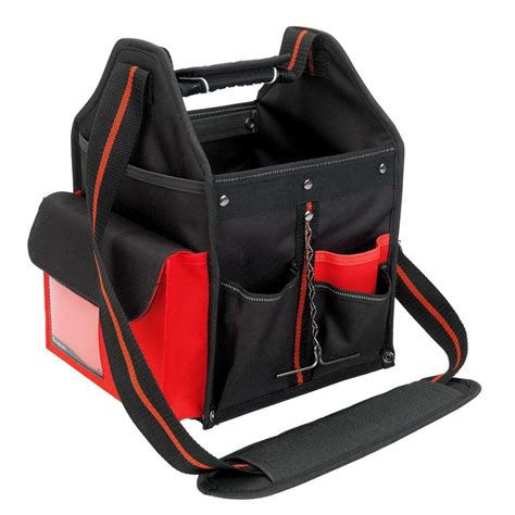 small tool backpack husky 18 in tool bag 82003n11 the home depot