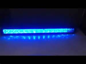 color changing light bar color changing led light bar