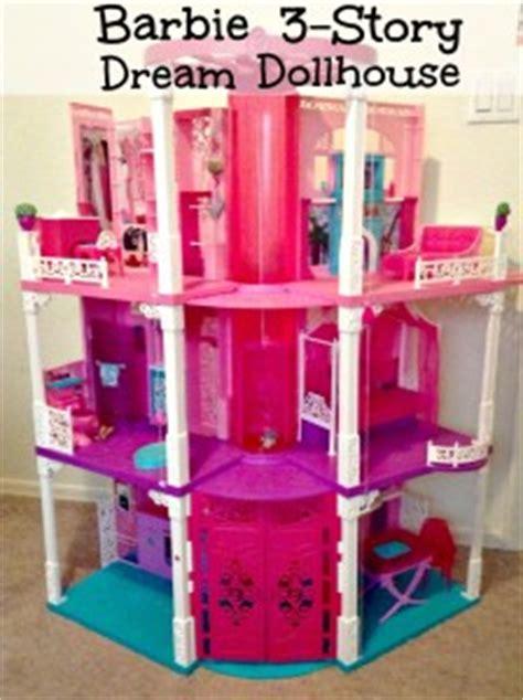 3 story doll house barbie 3 story dream dollhouse