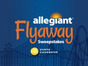 Allegiant Air Sweepstakes - six flags america