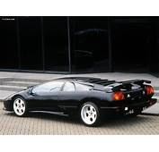 Lamborghini Diablo SE30 UK Spec 1994–95 Wallpapers 1280x960