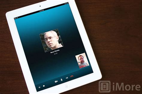 how to your to use a pad how to use skype to make voice and calls and chat on your new imore