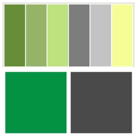 green color palette 301 moved permanently