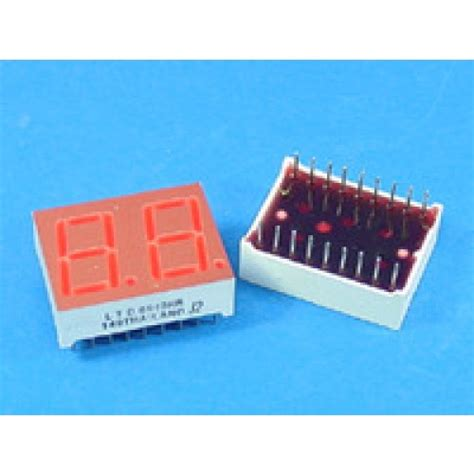 7 segmen seven segment common anoda 056 inch led display 7 segment 2 digit 0 56 inch common cathode hi