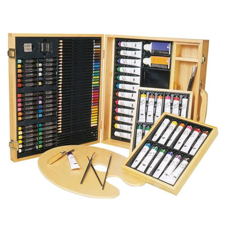 arts and craft sets for 121 set in wooden reviews toylike