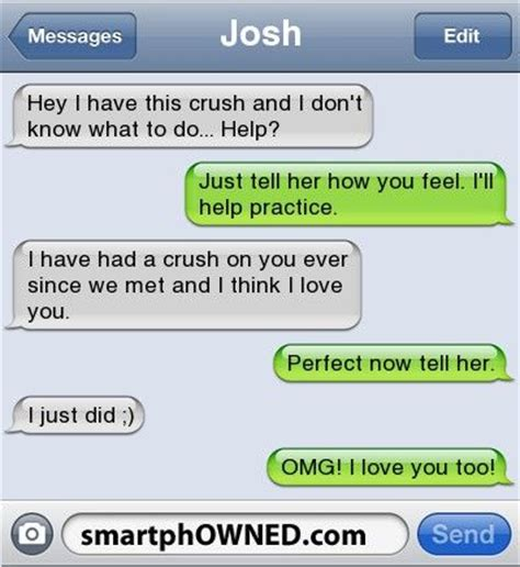 page 21 autocorrect fails and text messages