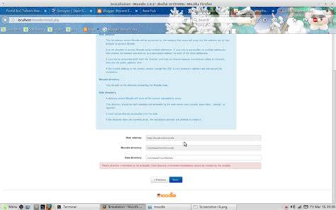 membuat web e learning dengan moodle cara membuat situs e learning menggunakan cms moodle