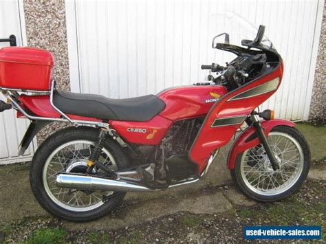 1981 honda cb 250 rs for sale in the united kingdom