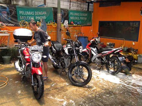 Alat Cuci Motor Bali labanya tetap kinclong majalah peluang