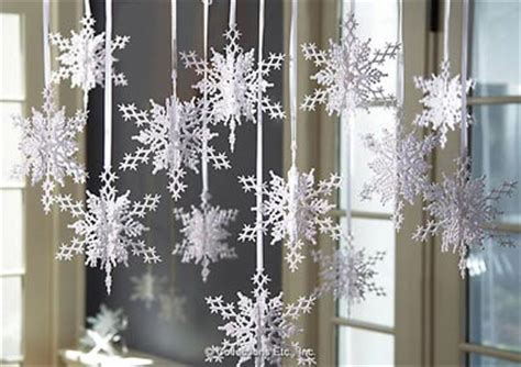 large outdoor snowflake decorations glitter frosted snowflake ornaments set of 18 from