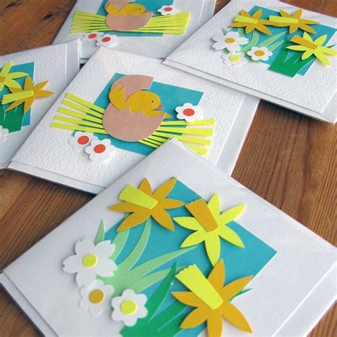 paper craft ideas for greeting cards 105 fantastic easter cards ideas easy crafts for