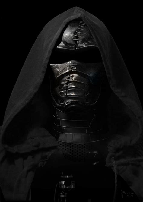 Star Wars: The Force Awakens Concept Art by Dermot Power