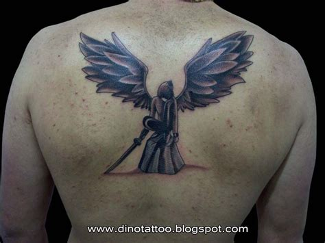 tattoo angel manga tattoo angel manga by dinotattoo on deviantart