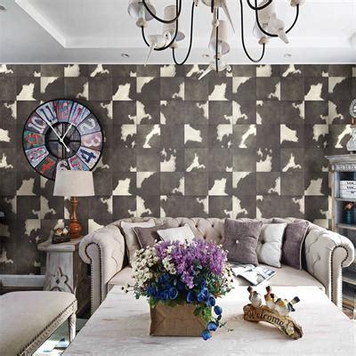 wallpaper design in nigeria dark grey square patterned animal skin dm0602 wallpaper