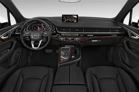 audi suv q7 interior audi q7 reviews research used models motor trend