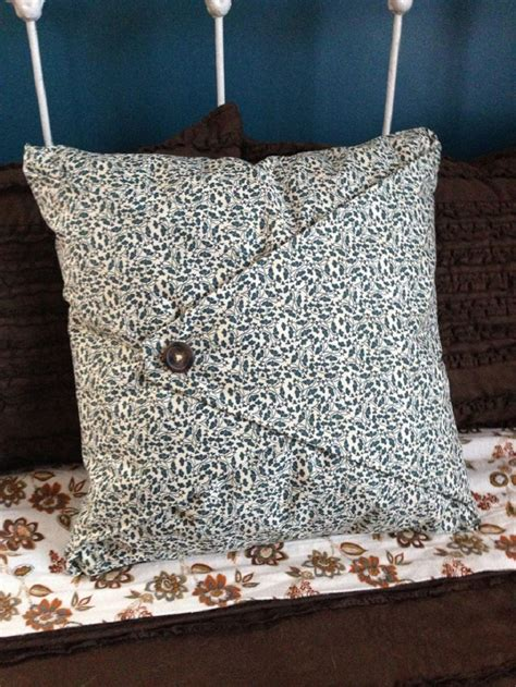 no sew cushion covers no sew pillow patterns