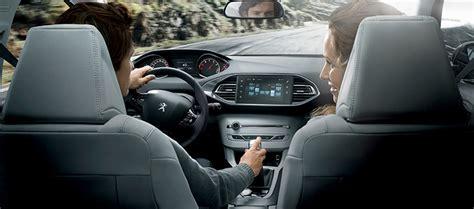 peugeot 308 interior car features list for peugeot 308 2016 gtline uae