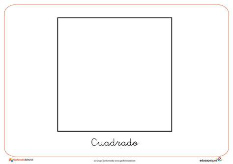 figuras geometricas word recursos para el aula hoy figuras geometricas el cuadrado