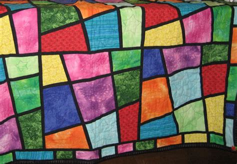 Magic Tiles Quilt Pattern by Colourful Magic Tiles Quilting Gallery Quilting Gallery