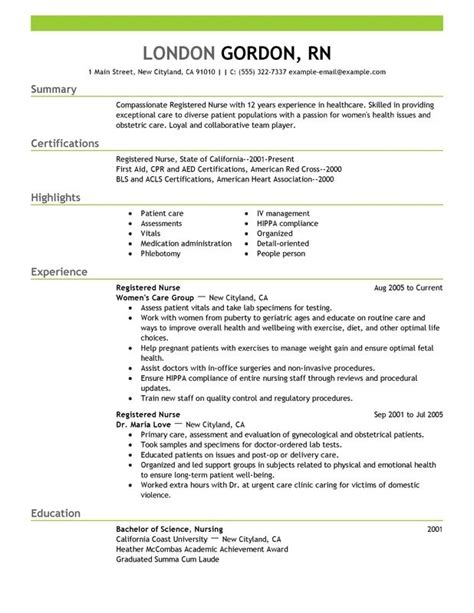 Nursing Resume Template 2017 Resume Builder Modern Resume Template 2017