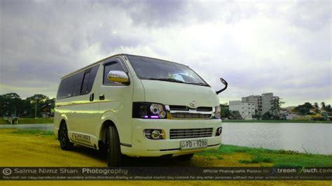 Hiace KDH Van Renal Sri Lanka