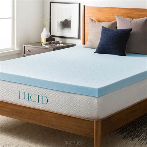 Memory Foam Mattress Topper Reviews 3 Inch Gel Memory Foam Mattress Topper Bedroom Furnitures Reviews