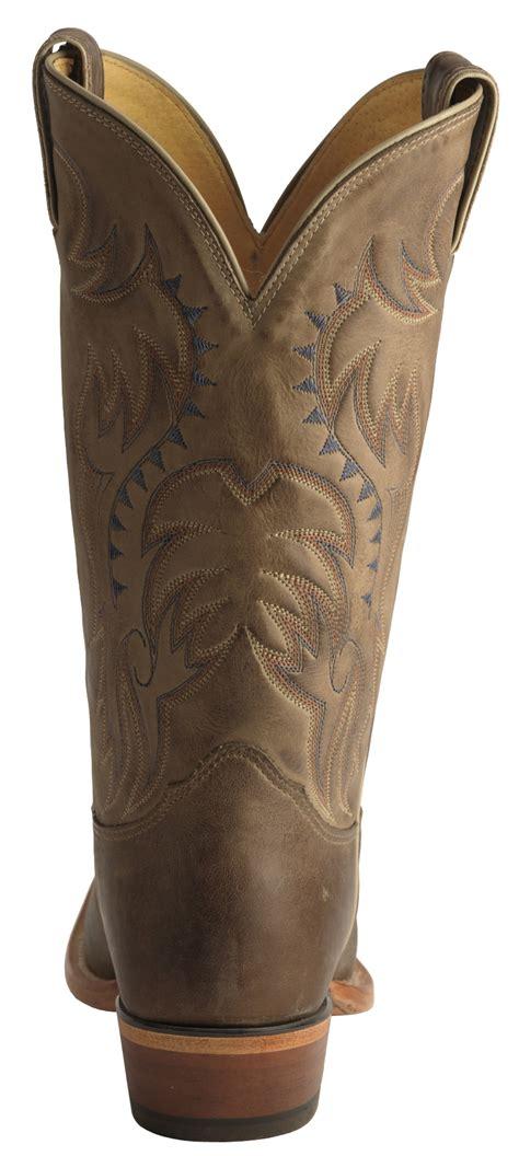 vintage cowboy boot l nocona legacy vintage cowboy boots snoot toe sheplers