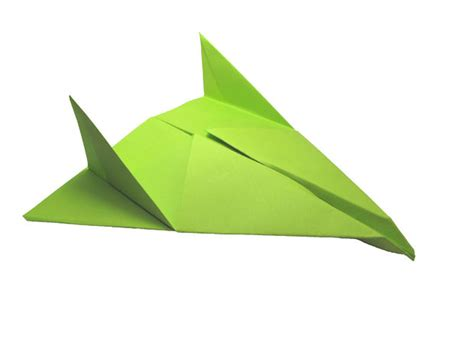 Make Paper Planes A4 Paper - origami paper airplane thunder bomber all