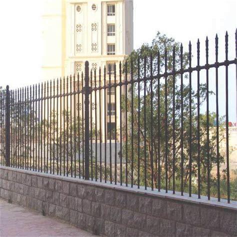 compound wall grill  rs  square feet uu  innovative enterprises vasai id