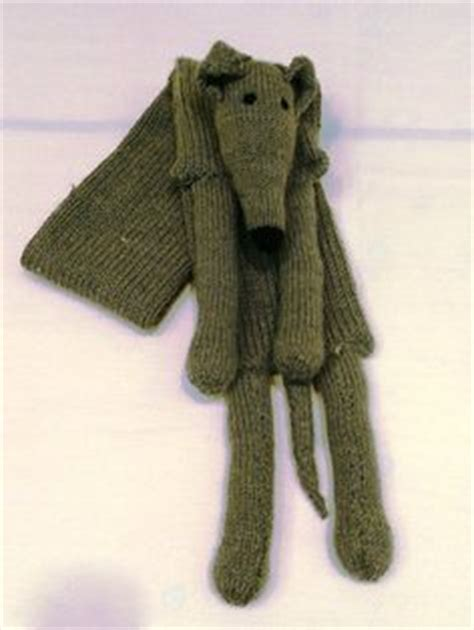 greyhound knitting pattern free free greyhound footie snood knitting pattern projects to