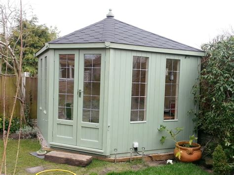 Summer House Sheds Uk by Corner Summer Houses Are So But I Couldn T Actually Put One In A Corner Here Because