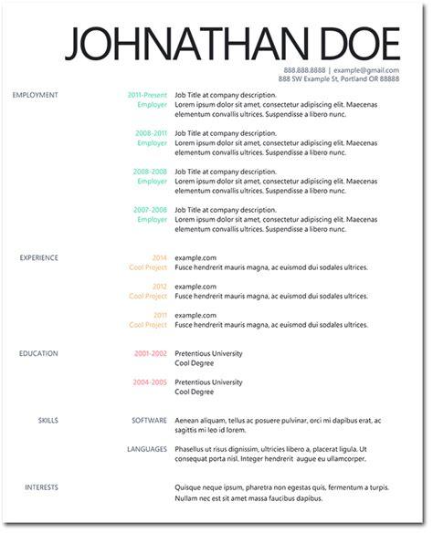 resume don ts 2012 ideas resume ideas namanasa