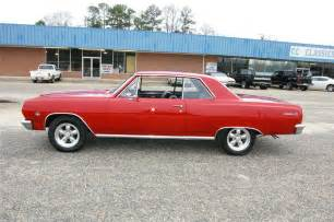 1965 Chevrolet Chevelle 1965 Chevrolet Chevelle Ss 2 Door Hardtop 49536