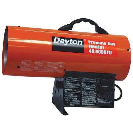 forced air gas heaters dayton 40000 btuh forced air portable gas heater lp 3ve55