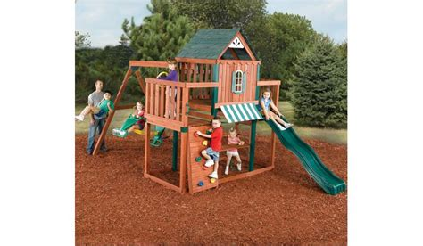 swing   set de juego winchester casas de juego