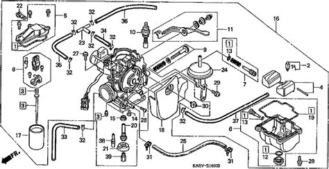 honda blackbird engine diagram honda automotive wiring
