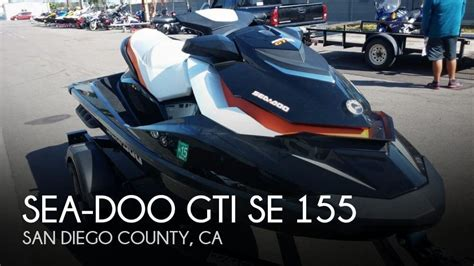 sea doo boats san diego used other power sea doo boats for sale in united states