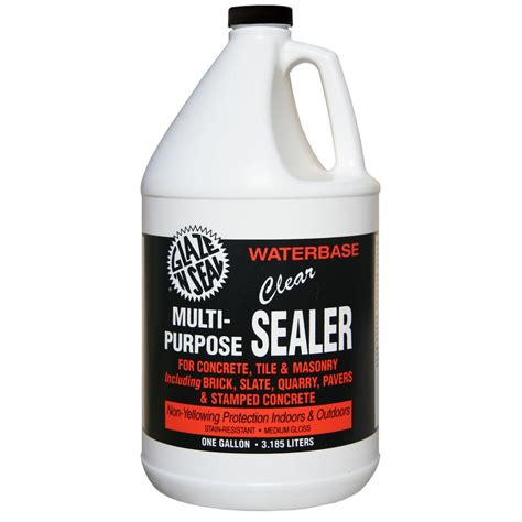 glaze  seal  gal multi purpose waterproofing sealer