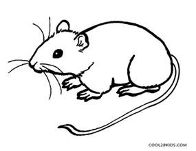 mouse colors printable mouse coloring pages for cool2bkids