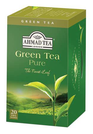 Teh Hijau Ahmad green tea ahmad tea