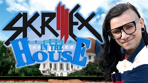 in the house skrillex in the house youtube