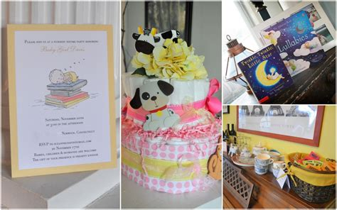Nursery Rhyme Baby Shower Decorations Nursery Rhyme Baby Shower Ideas Archives Bebehblog