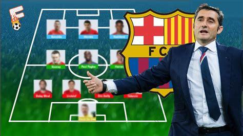 barcelona transfer 2017 barcelona transfer summer barcelona potential line up