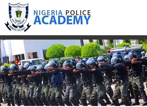 police academy haircut nigerian police academy polac jamb cut off mark 2018 19