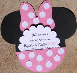 set of 20 minnie mouse invitations minnie mouse by hellofaith