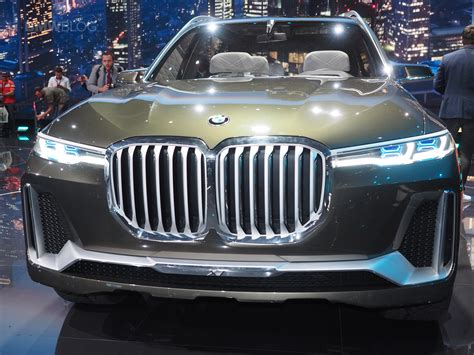 future bmw 7 2017 frankfurt auto show bmw s largest suv to date the x7