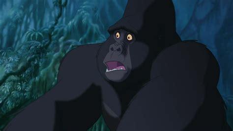 Gorilla by Kerchak Personnage Dans Tarzan Disney Planet