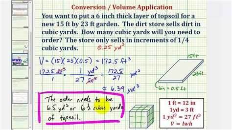 how many square in a cubic yard of concrete best